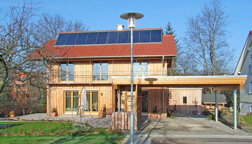 STAIGER Klimaholzhaus<br><span>© STAIGER Holzbau GmbH & Co. KG</span>